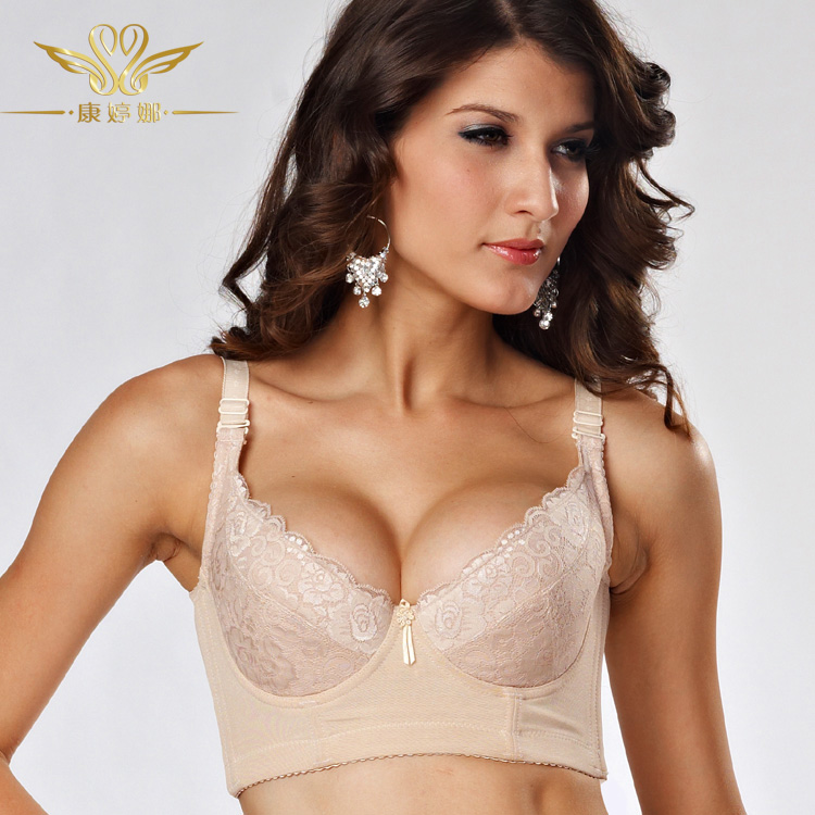 a65de86c65b44 Get Quotations · Classic beauty salon adjustable short bra bra super close  side to enhance the anti sagging foreign