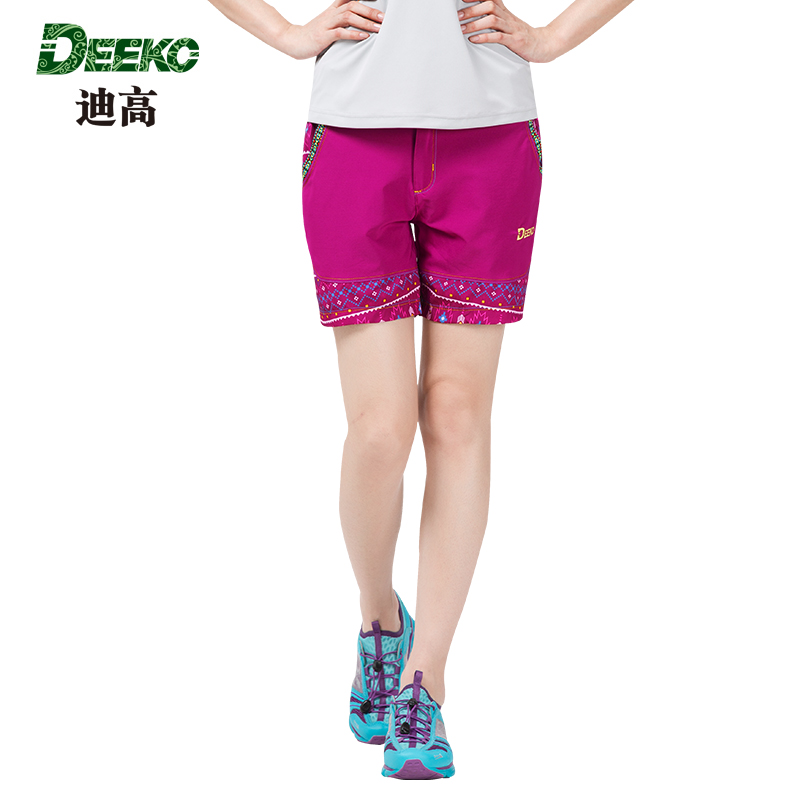 [Clearance] spring and summer outdoor wicking tego couple models breathable and quick drying pants pants pants shorts