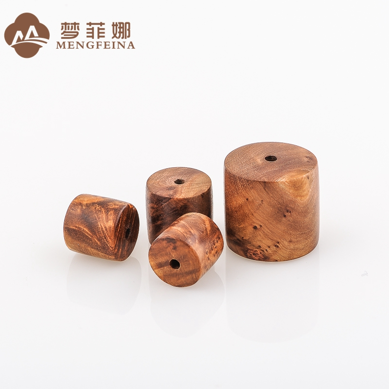(Clearing dumped) ma pear lump lump buckthorn deft top bead spacer beads passepartout barrel with flowers diy accessories
