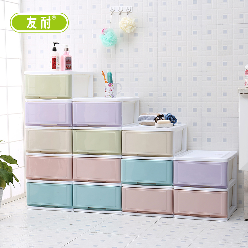 Colorful plastic drawer storage cabinets lockers child put toys finishing cabinets lockers baby wardrobe bedroom cabinet gap
