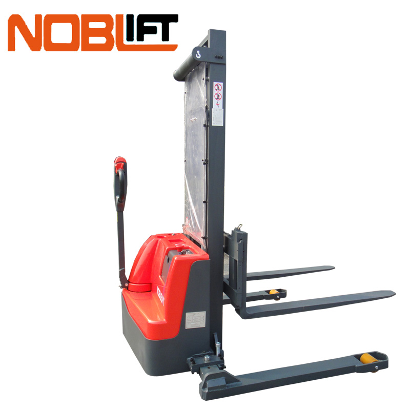 Connaught full electric stacker electric forklift electric forklift truck hydraulic pallet lift the whole wide leg ECL1029