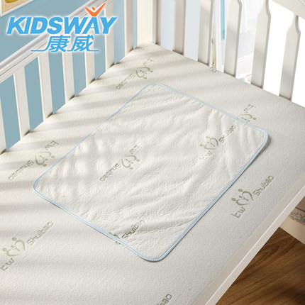 Conway washable newborn baby changing mat bamboo fiber breathable waterproof changing mat adult children