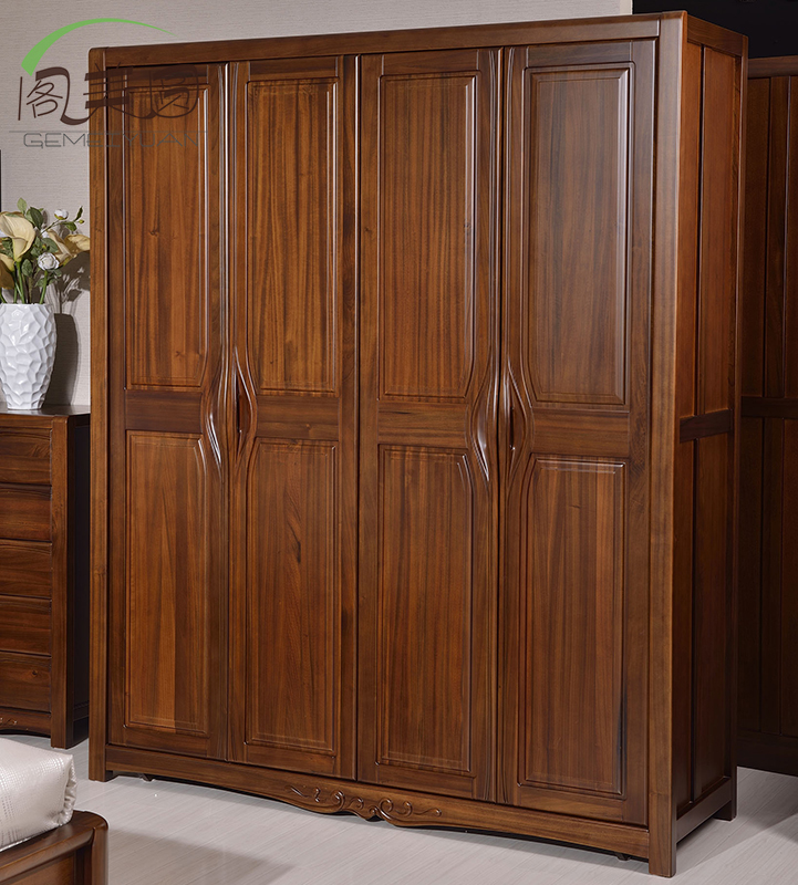 Court five dollar package teak teak wood wardrobe closet full of solid wood bedroom furniture wood wardrobe closet storage cabinets lockers