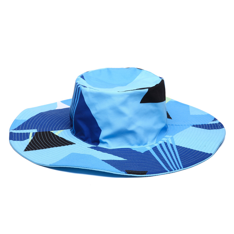 Cover waves ms. summer beach hat for children features rounded edges of the cap visor hat uv sun hat