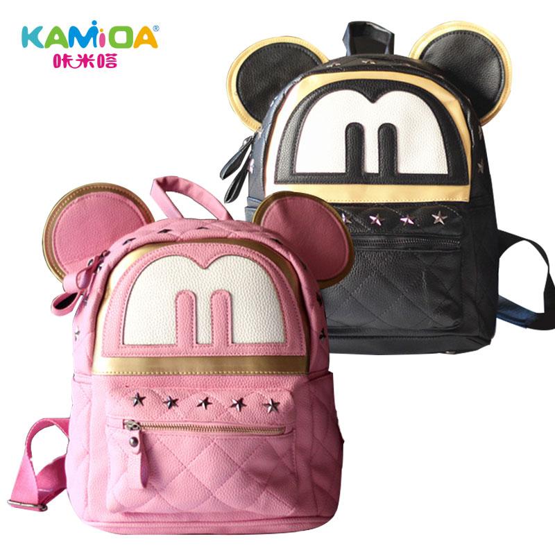 Cracking meters despair 3-6 children schoolbag cartoon backpack schoolbag  kindergarten students travel bag shoulder 82585be2f0