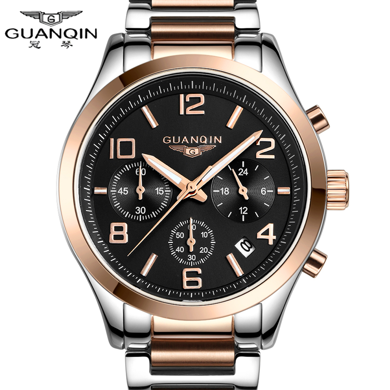 Crown piano genuine quartz watch men watch military watch students watch waterproof luminous watches men's casual watch
