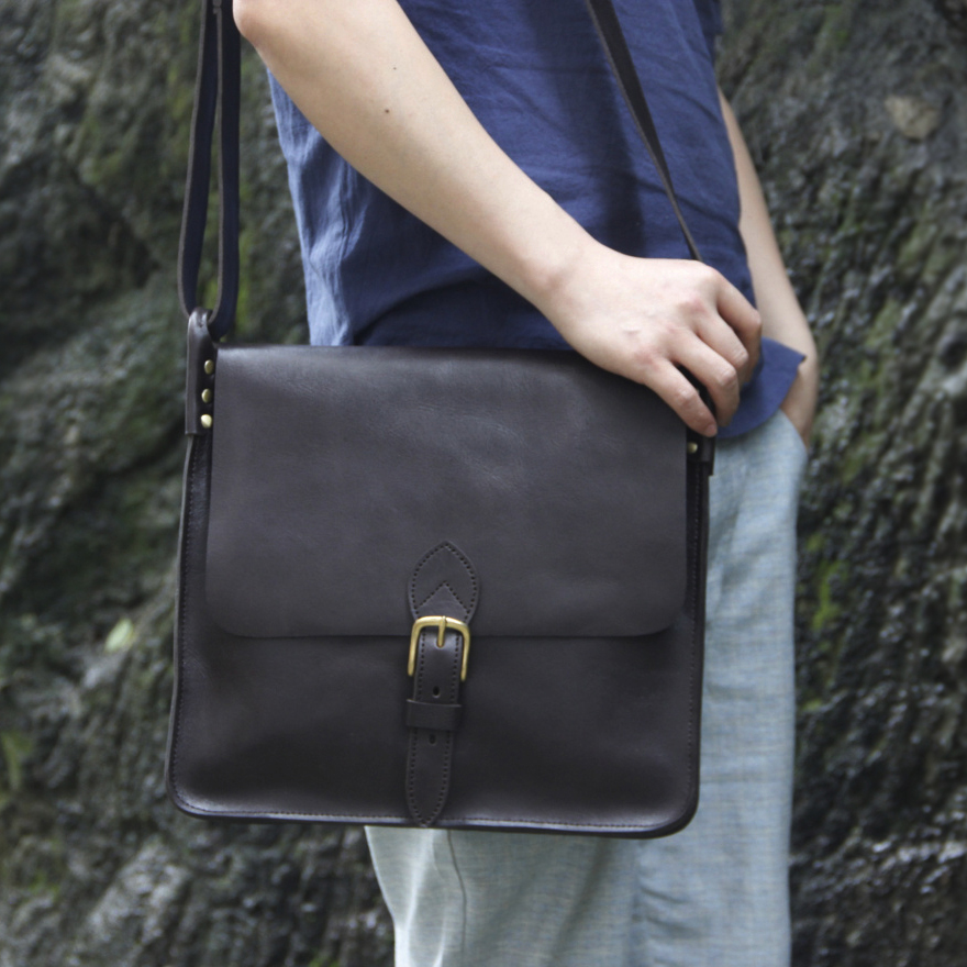 929de10f6887 Get Quotations · Custom bags diagonal casual leather man bag leather first  layer of pure leather shoulder bag man
