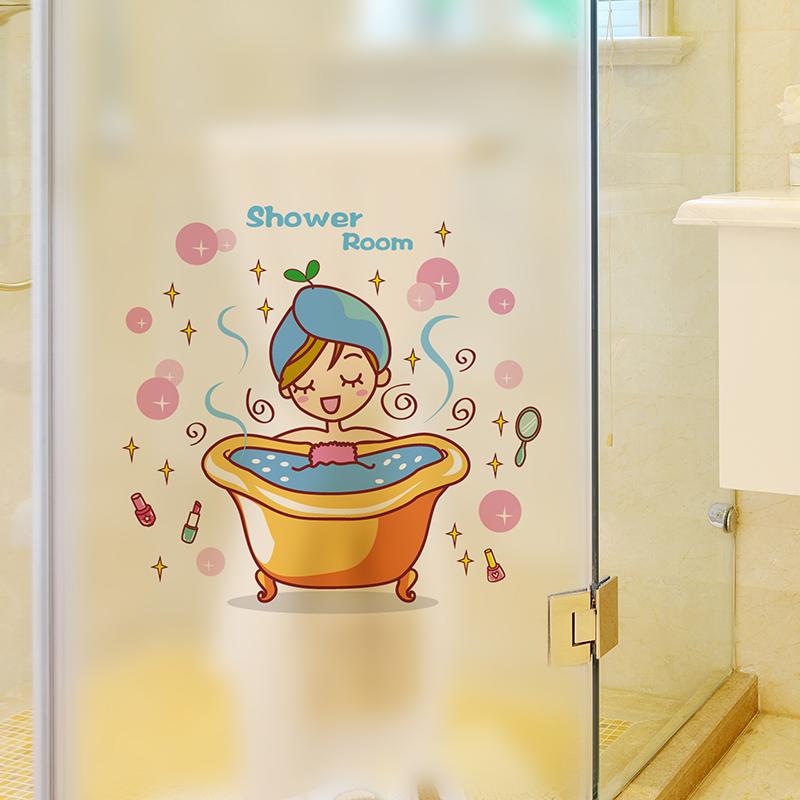 china bathroom wall sticker, china bathroom wall sticker shopping