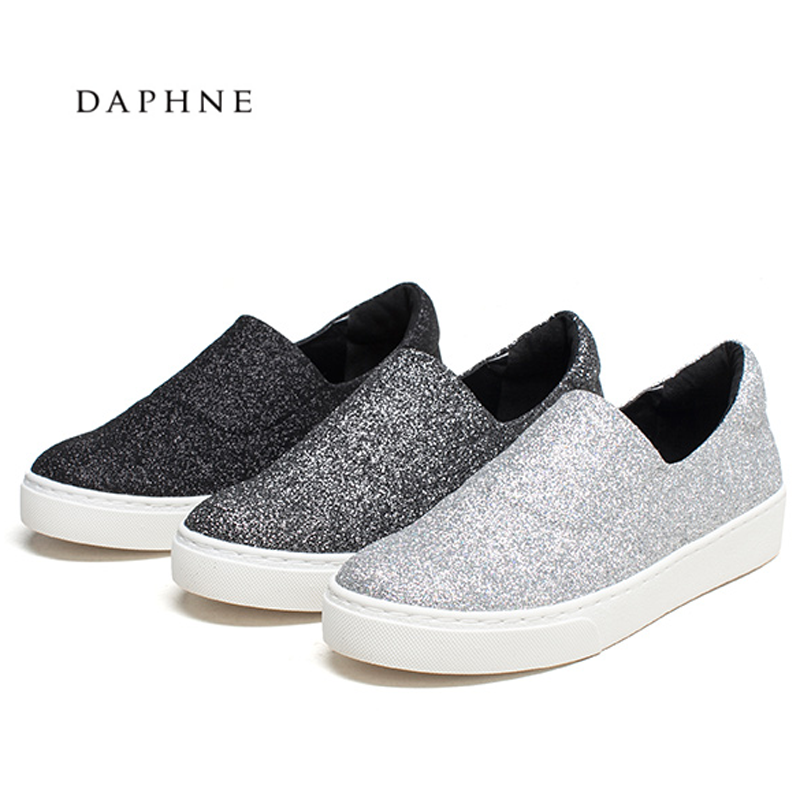 Daphne shoes with thick soles of shoes women shoes autumn 2016 new models shoes women shoes women flat shoes casual shoes women