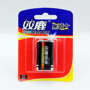 Deer battery 6f229v battery carbon batteries battery black knight steel batteries