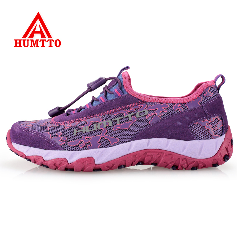 Defended passers outdoor climbing shoes breathable mesh slip damping hiking shoes women shoes spring models men's cross country running shoes
