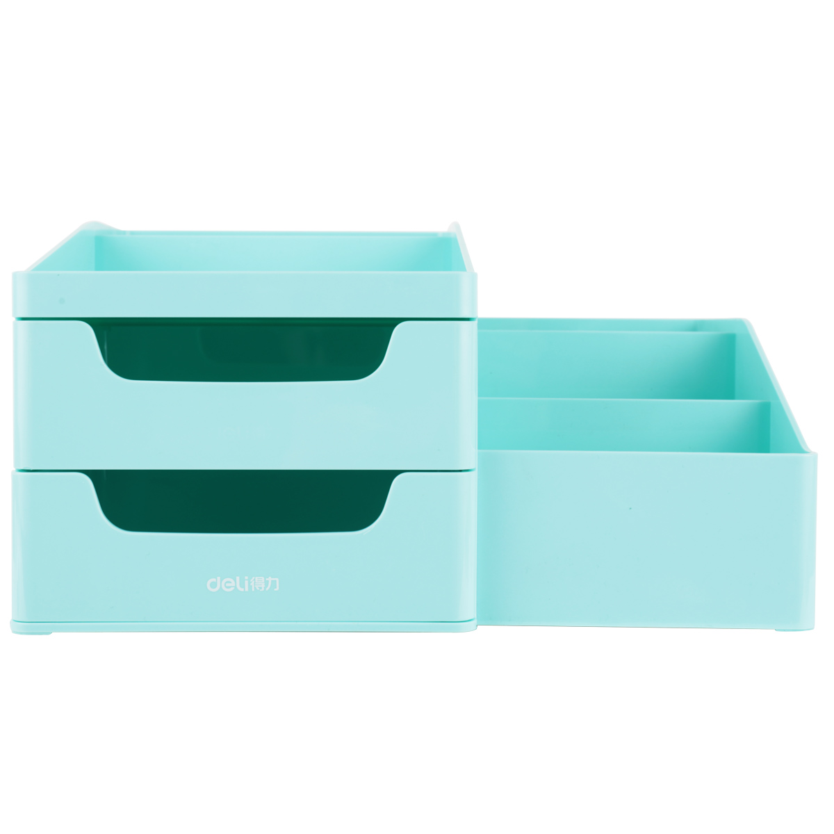 Deli 8900 stationery storage box storage box desktop storage box stationery pen