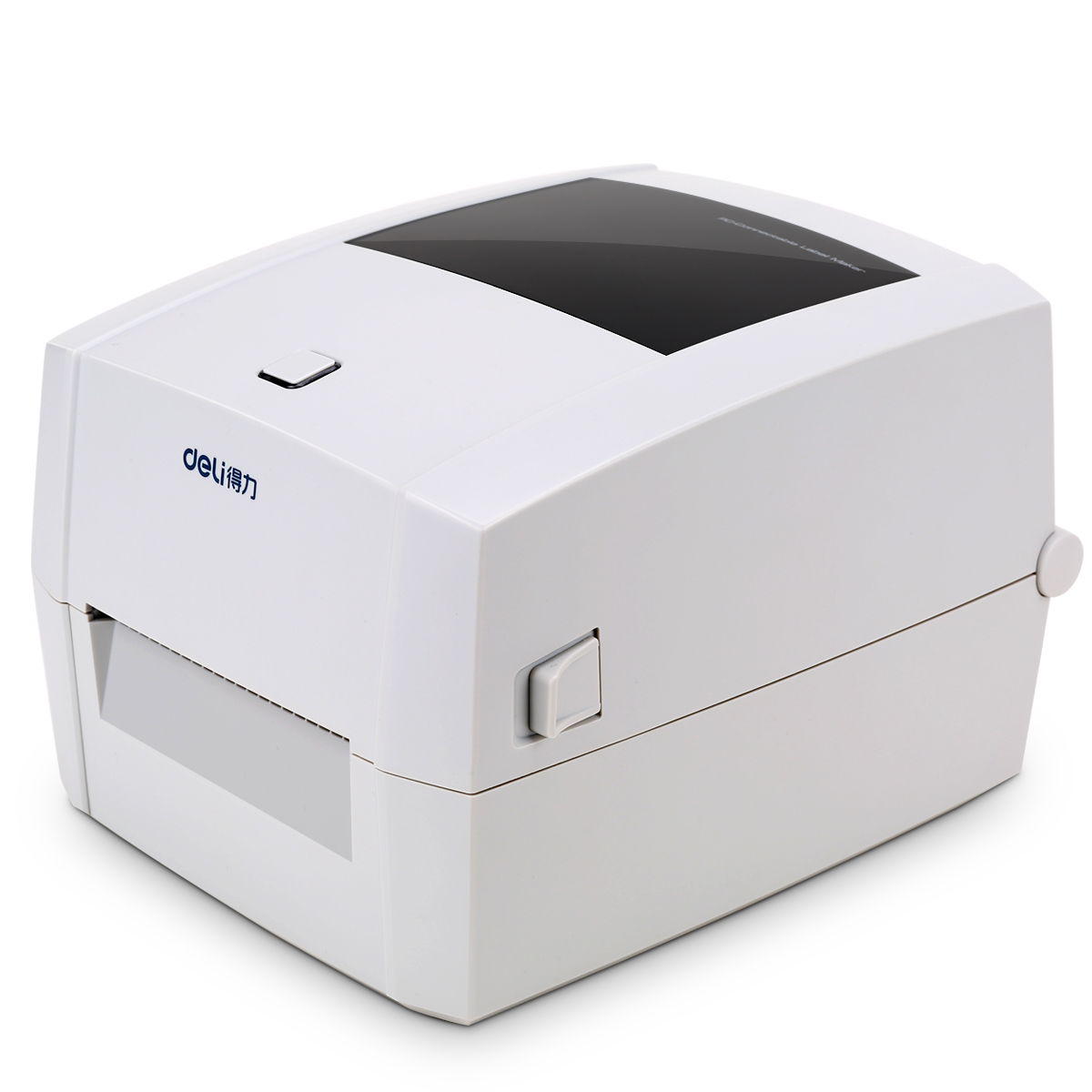 Deli deli DL-888D single electronic surface by thermal label printer express a single bar code sticker printing machine