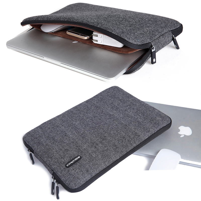Dell dell xps 13 notebook protective sleeve 12 14 liner 15.6 inch computer bag men and 11 inspiron ins15