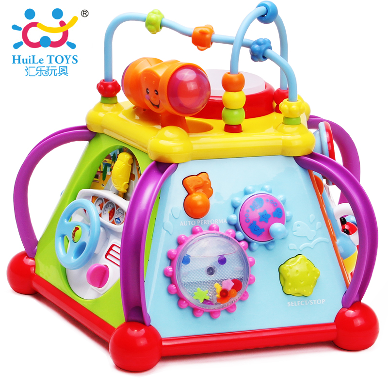 Department of happy little world music 806 infants and young children educational toys multifunction baby early childhood game tables