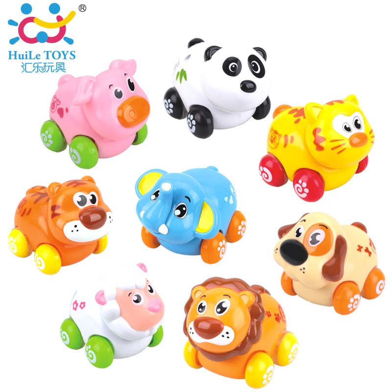 Department of music 376 small animal park naughty small taste of fun cartoon animal puzzle inertia inertia car toy inertia can be a single buy