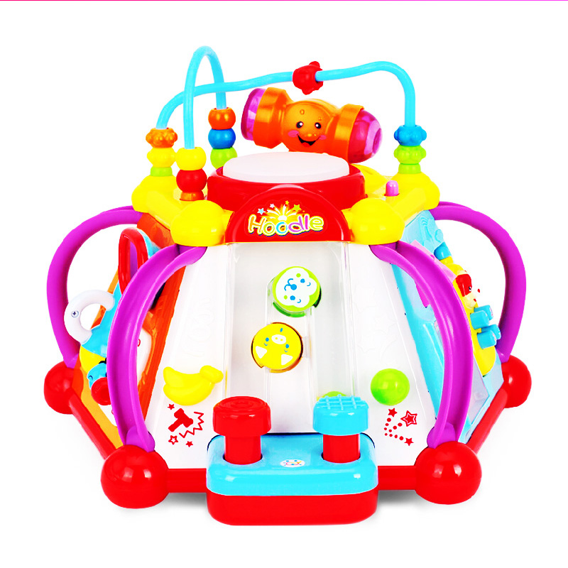 Department of music 806 happy little world of children's educational early childhood educational toys versatile game table 1 and a half years old