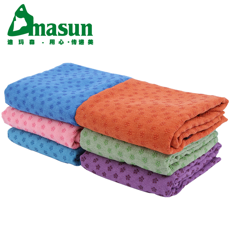 Dima sen slip yoga mat yoga shop towels yoga mat increasingly thick blanket yoga blanket increasingly yoga