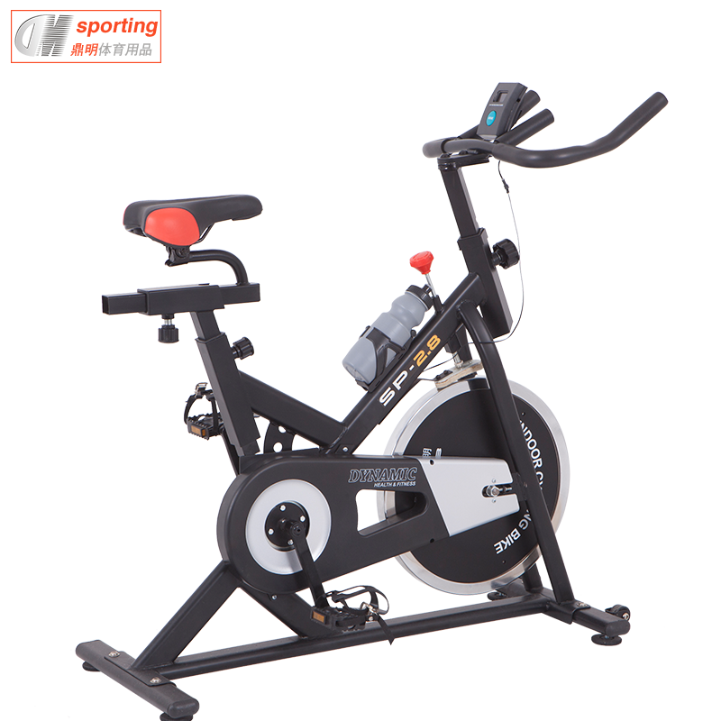 Ding ming super quiet home exercise bike spinning exercise bike indoor cycling bike fitness equipment exercise to lose weight