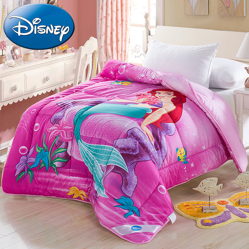 Disney cartoon cotton summer was cooler winter is school student dormitory quilt bedding for children boys and girls