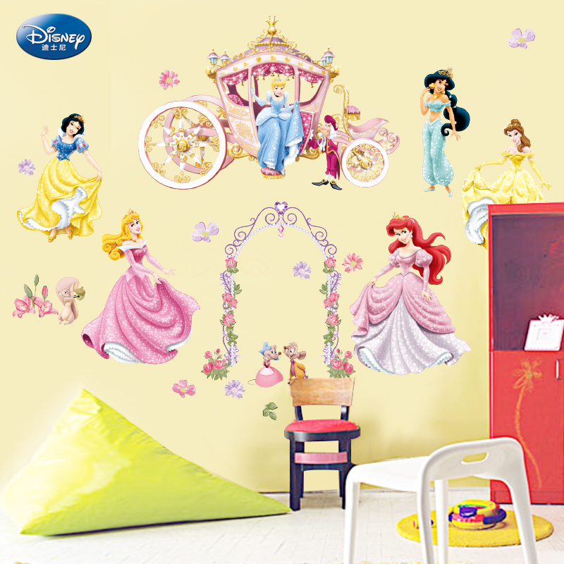 Nice Princess Wall Decorations Pictures Inspiration - Wall Art ...