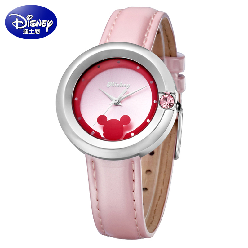 Disney mickey watches fashion ladies watches disney children watch girls middle school girls watch