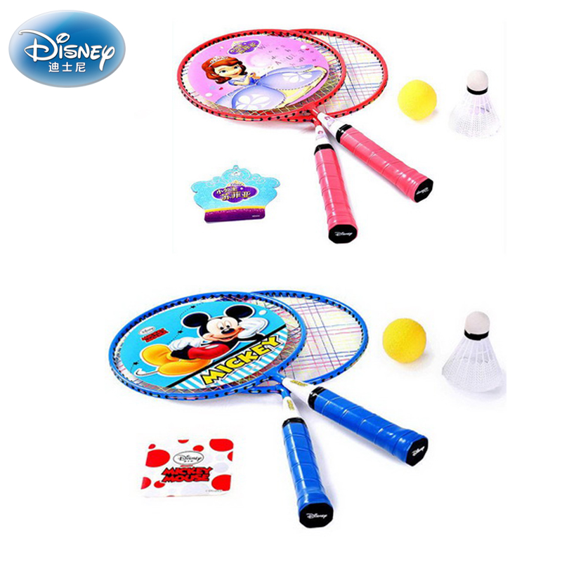 Disney primary school double paternity interactive child baby toys for children aged battledore