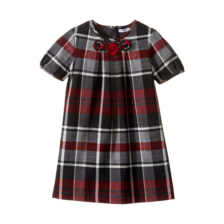 Dolce&gabbana/dolce Q02179635 kids girls dress