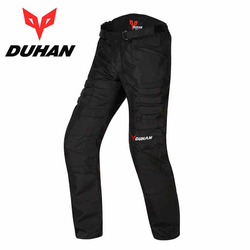 Doohan racing motocross motorcycle racing motorcycle pants drop resistance windproof pants protective clothing overalls wearable oxford