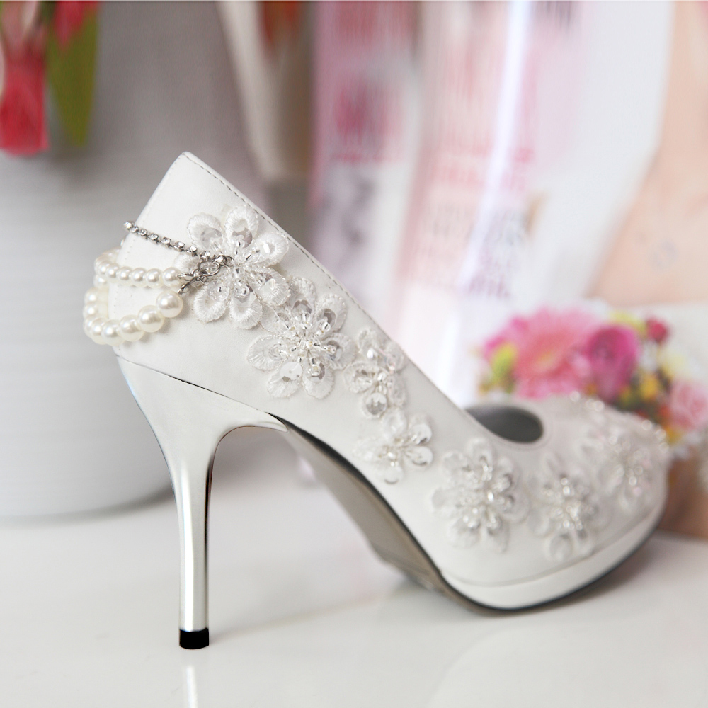 2a06b92f75 China White Wedding Shoes, China White Wedding Shoes Shopping Guide ...