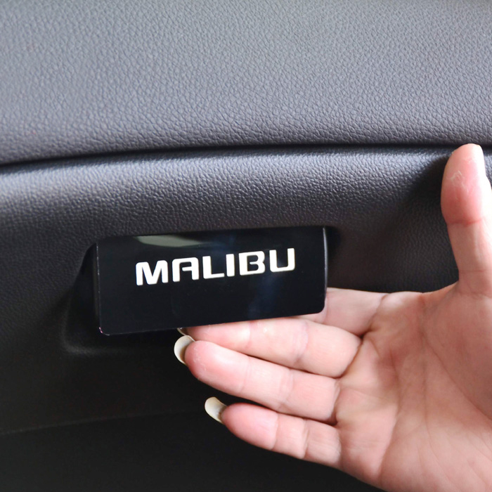 [Down's car industry] mai rui bao car stickers mirror stickers affixed to the handle attached to the glove box mindray mindray bao new