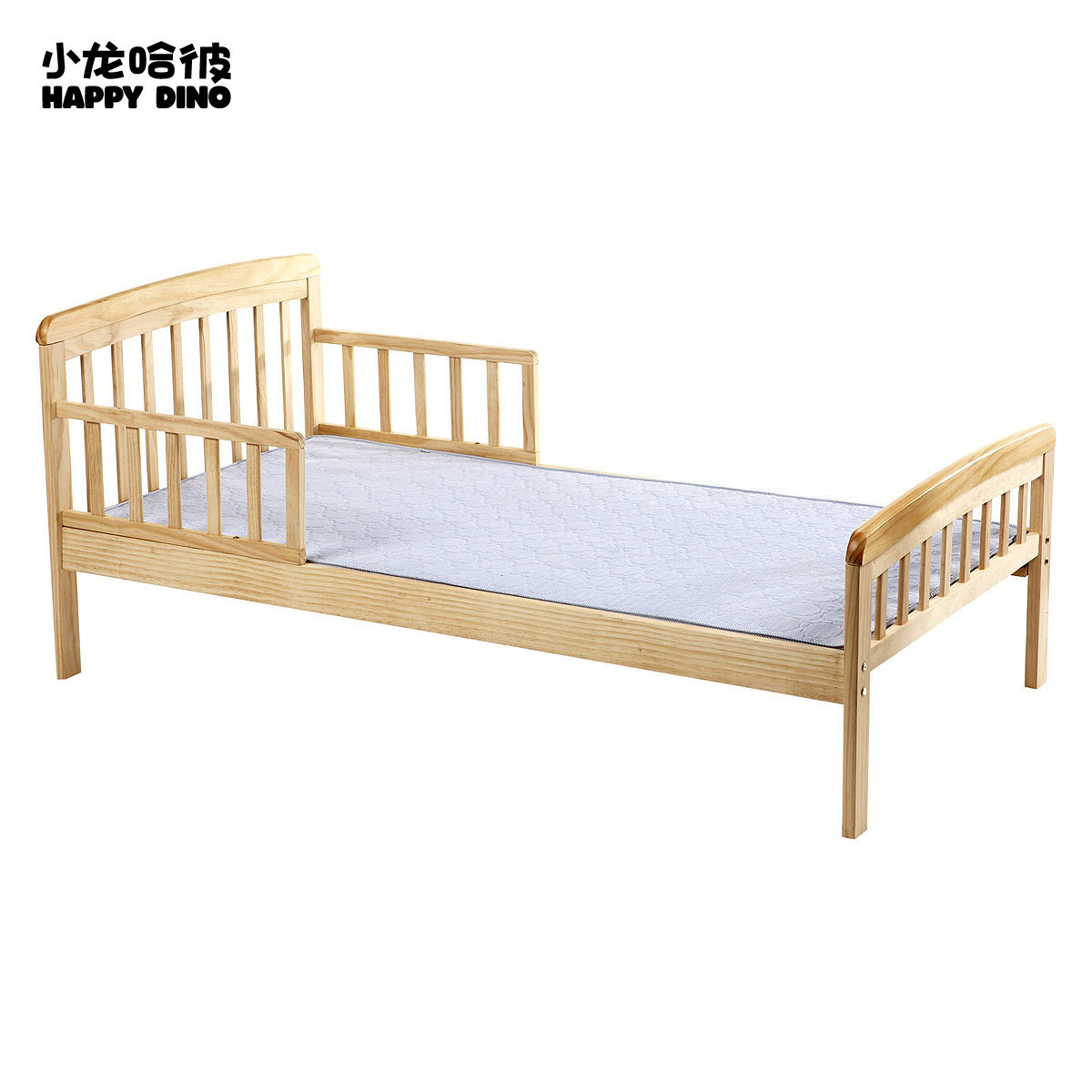 Dragons ha he crib juvenile LML360 environmental protection without paint wood crib baby bed children bed wooden bed children
