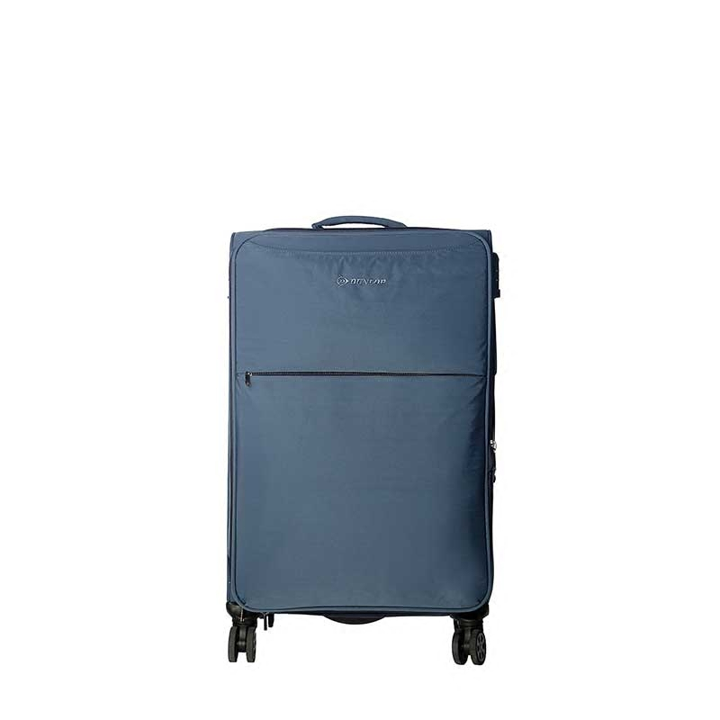Dunlop/shidenglupu england men's business trolley suitcase 20 inch board chassis ultralight ultra silent aircraft wheel