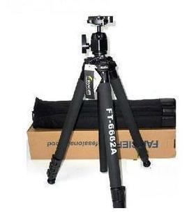 Dv digital slr single micro portable tripod weifeng wf-6662a ptz camera tripod photography