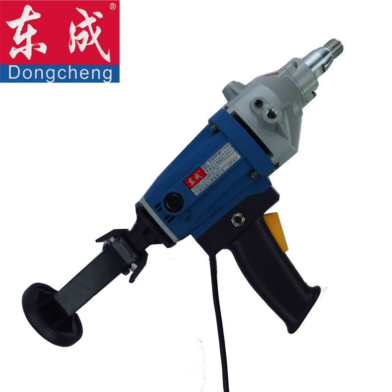 East into power tools portable adjustable speed z1z-ff-90 diamond drill rig drilling concrete