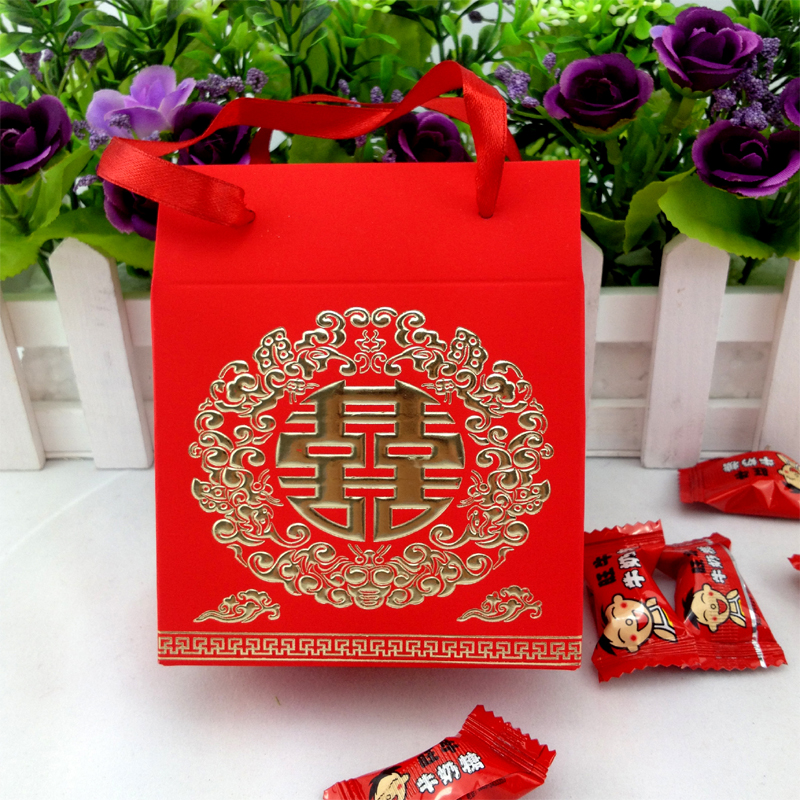 Edge to wedding candy box creative wedding candy box chinese candy box creative wedding candy gift box 2016