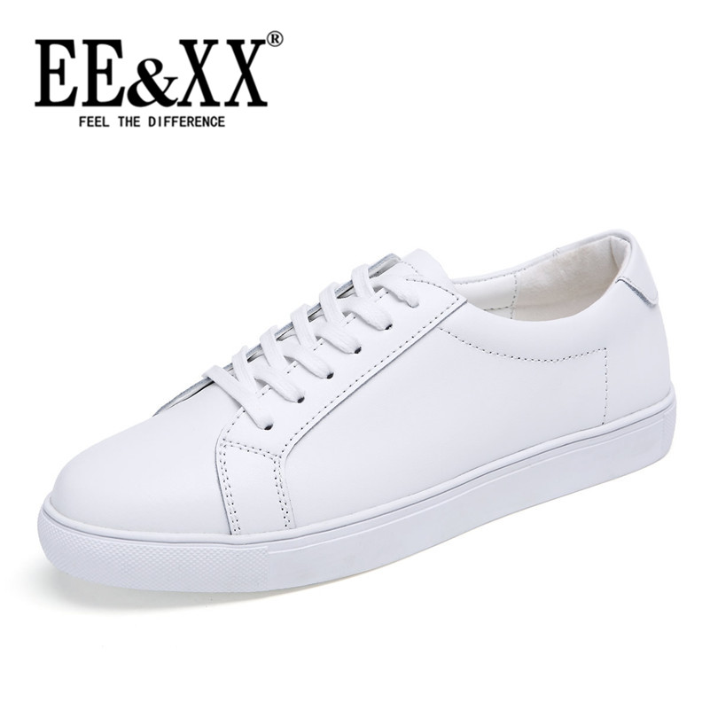 EEXX2016 new spring stylish and comfortable shoes deep mouth round flat shoes to help low solid lace adhesive shoes 2906