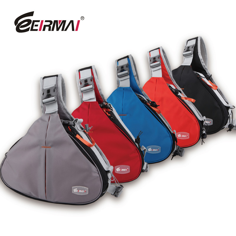 Eirmai rhema slr camera bag shoulder bag diagonal slr camera bag triangle bag camera bag 70d 5d3 shipping