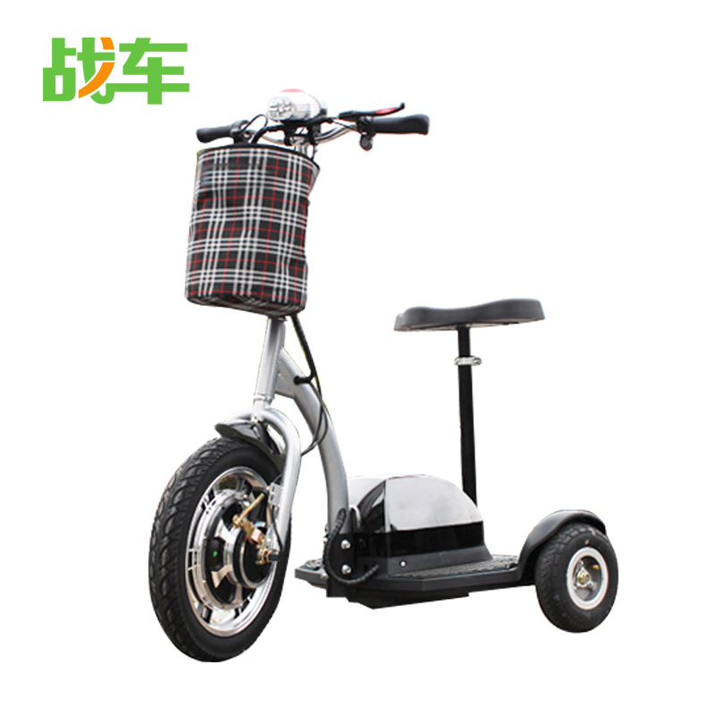 Electric bicycles electric vehicles simple mini scooter scooter scooter leisure electric trishaw