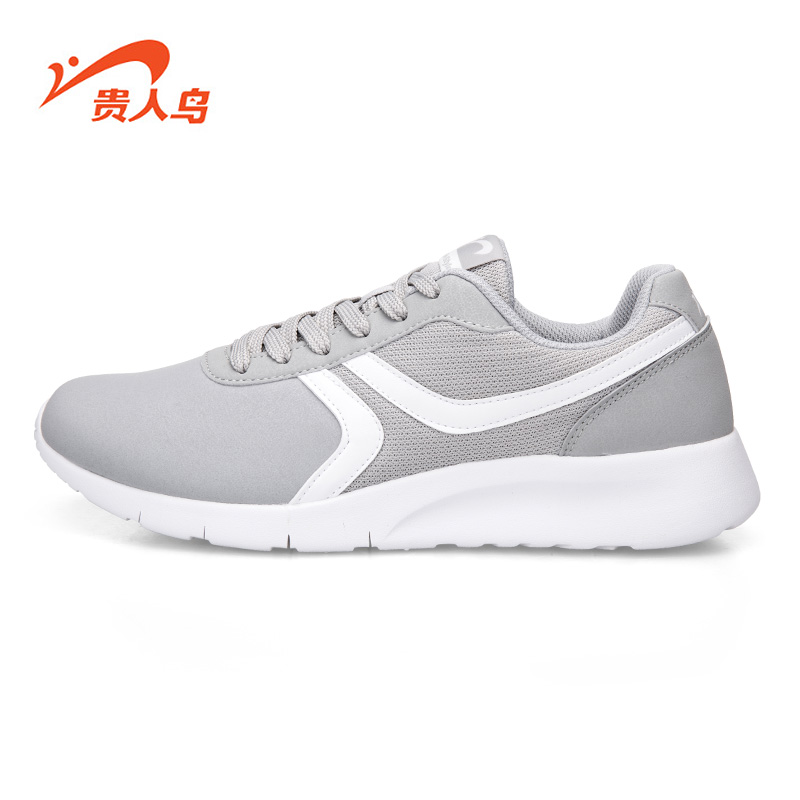 Elegant birds men's retro running shoes 2016 autumn new korean version of the influx of sports shoes lightweight wearable shoes student shoes