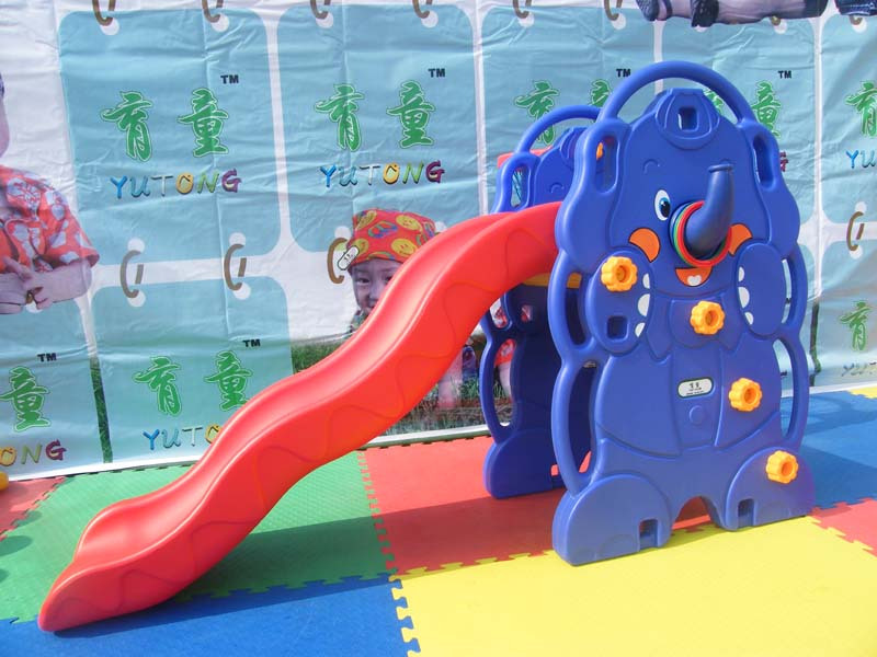 Elephant slide combination family slides kindergarten children small children's indoor slide slippery slide baby slide toys