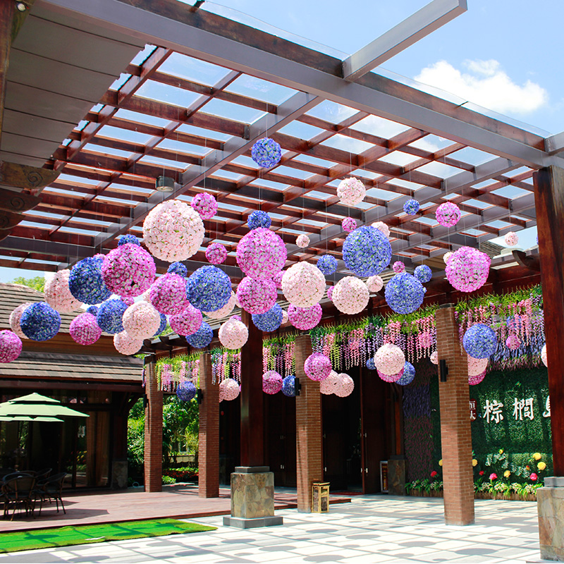 China Hanging Ball Flowers China Hanging Ball Flowers Shopping Enchanting Hanging Flower Ball Decorations
