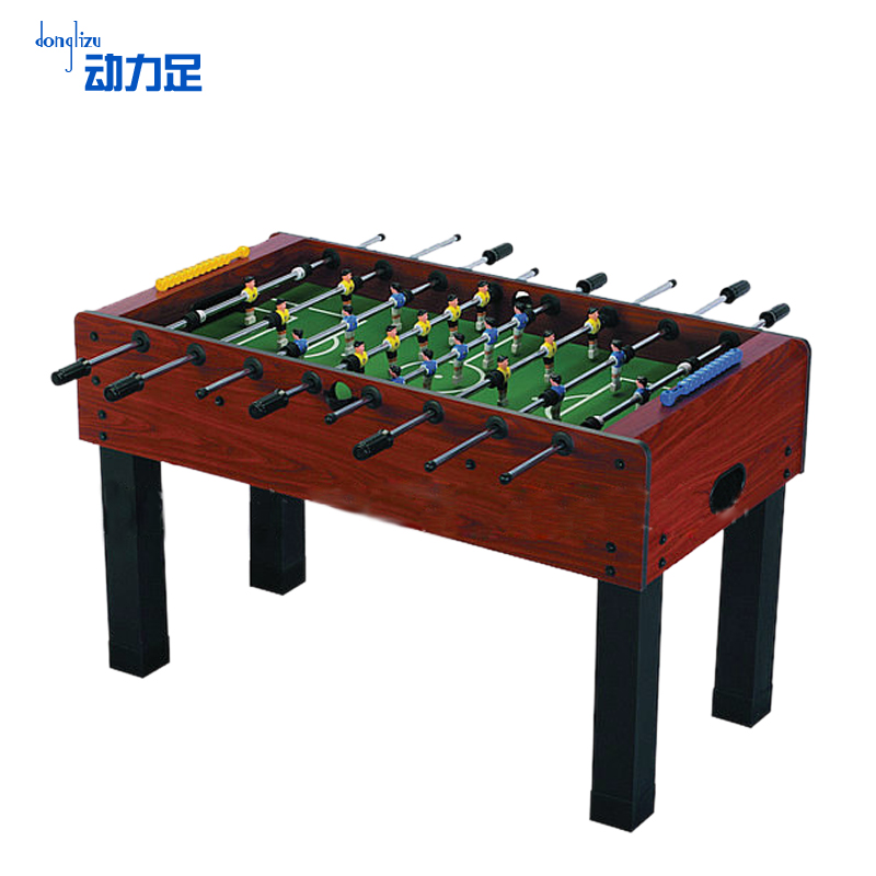 Enough power adult phyllo bobby foosball table football table foosball table soccer table football machine 8 desktop