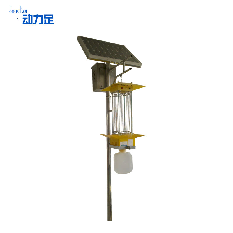 Enough power frequency vibration killing lamp solar electric shock mosquito lamp w solar killing lamp solar lamp