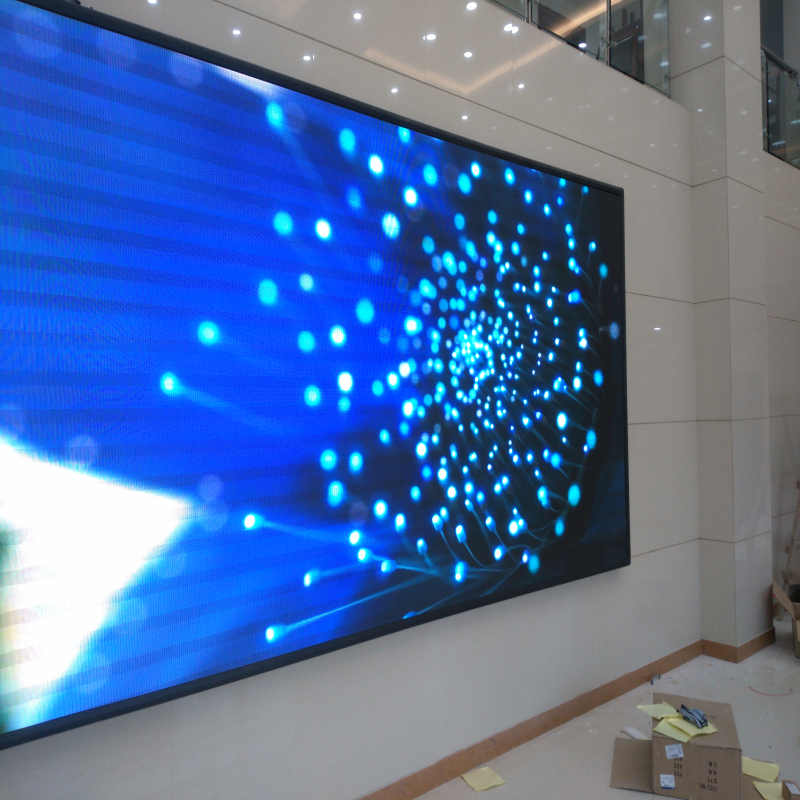 Enough power led display led display advertising screen indoor full color led display unit board advertising screen