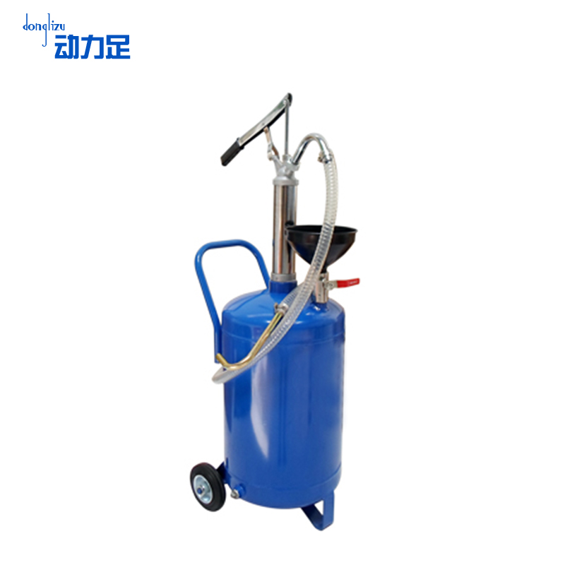 Enough power manually thin oil thin oil filling machine oiling machine 24l portable oil gear oil filling machine