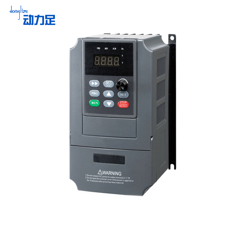 Enough power three-phase v inverter 2.2kw motor drive inverter governor universal variable frequency energy saver three-phase