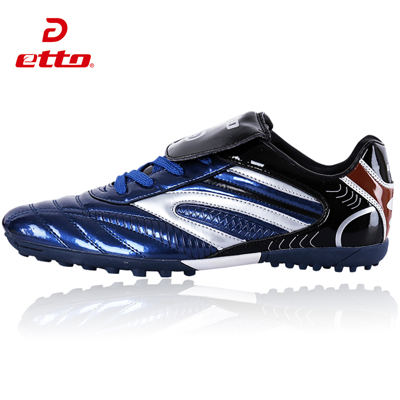ca5829c29 Get Quotations · Etto british way of adult children soccer shoes men tf broken  nails artificial turf soccer training