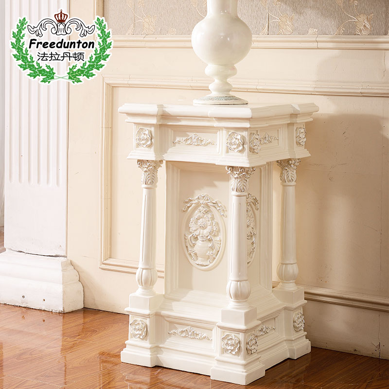 Fala dan benton french european flower garden wood floor porch off the living room shelf racks luxury furniture