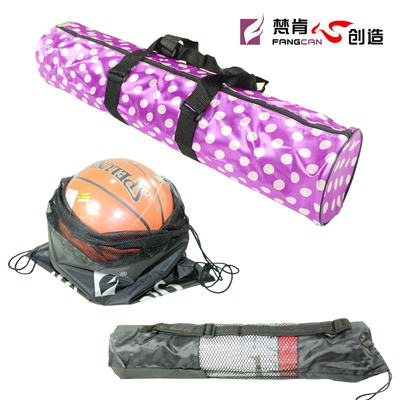 a35daa74bc Get Quotations · Fangcan fangcan yu yoga yoga bag yoga mat backpack waterproof  bag net bag mesh bag basketball